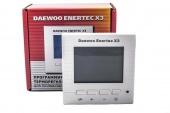 Терморегулятор для теплого пола Daewoo Enertec X3