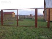 Садовые ворота и калитки. Доставка бесплатная по Беларуси.