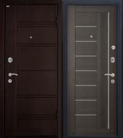 Большой выбор входных металлических дверей