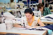 На швейное производство требуются швеи
