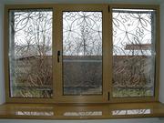 Окна,  Двери ПВХ,  Балконные Рамы из ПВХ и Алюминия под ключ.